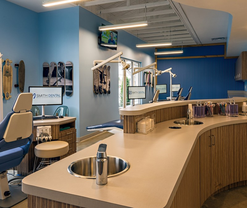 Mg2 Brings Surf Culture To Smith Dental Office In