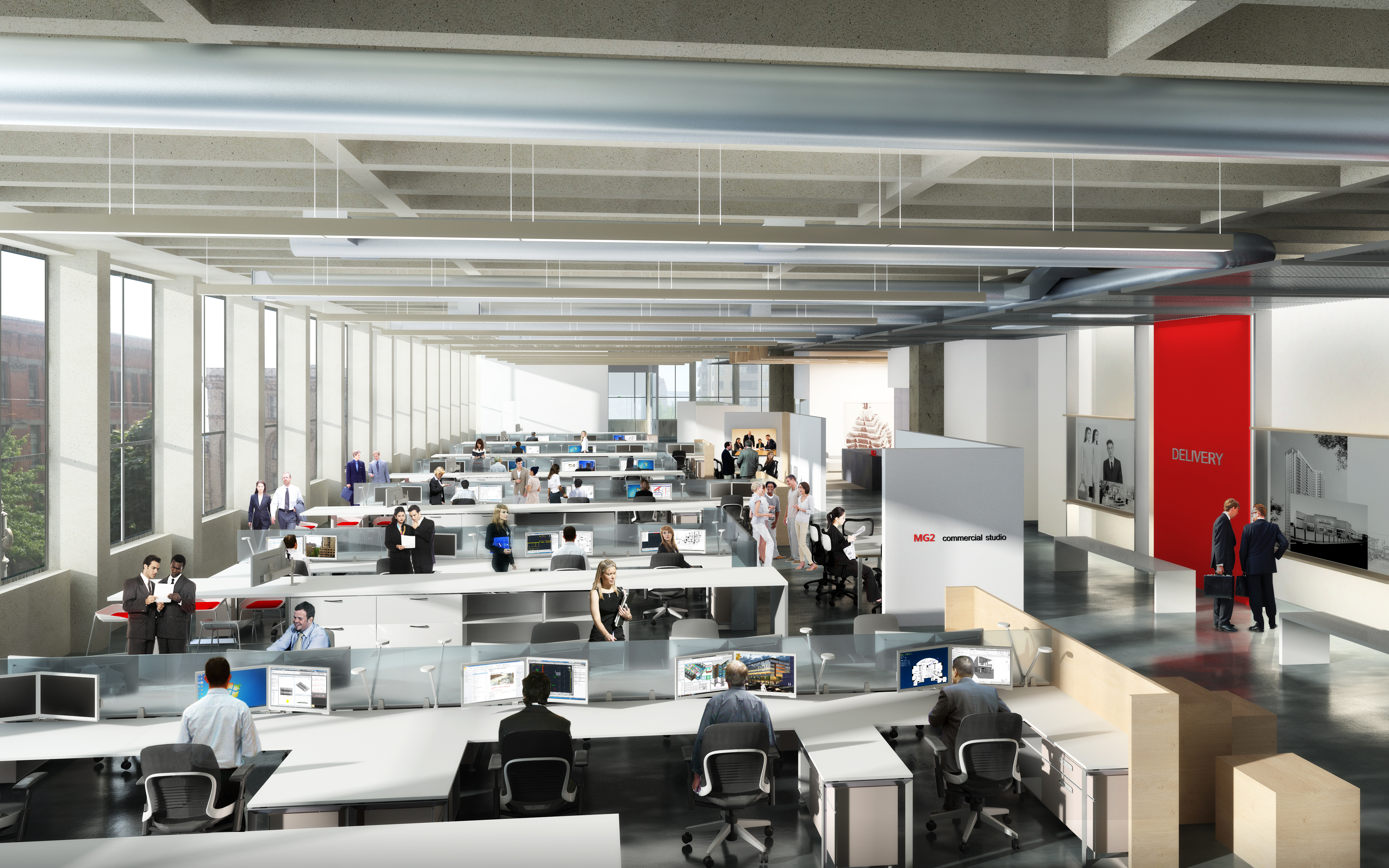 Second Use Seattle >> Colliers International Goes Behind the Scenes of MG2's New ...