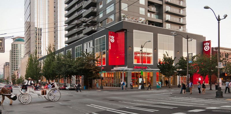 CityTarget Seattle designed by MG2