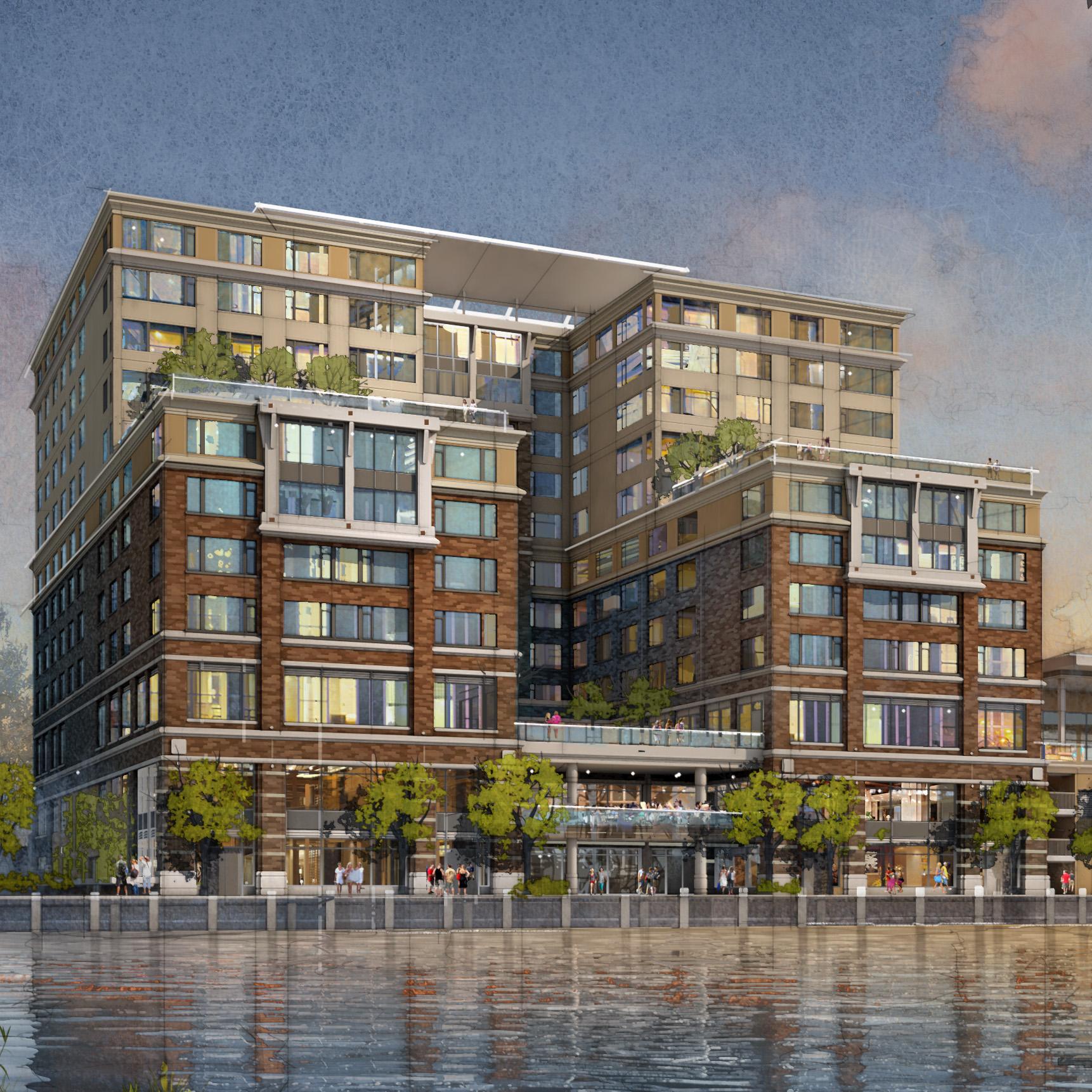 Regency Square Apartments: Hyatt Regency Lake Washington