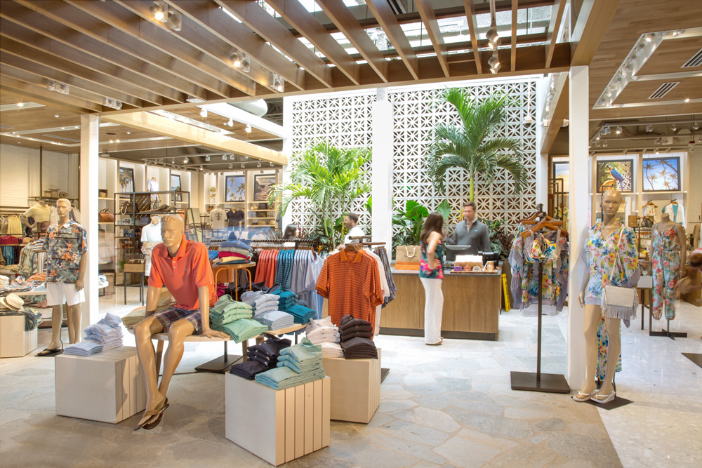 Mg2 Designs New Retail Concept With Tommy Bahama For