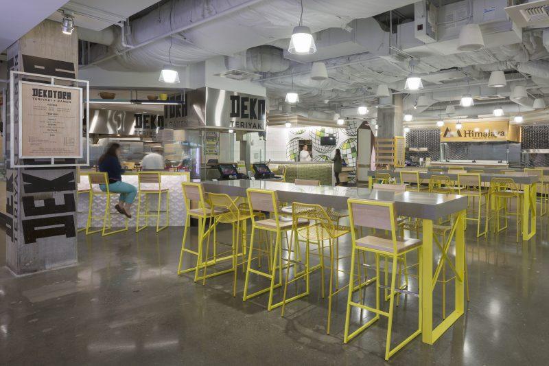 Best Renovation: Café 36, Microsoft and Eurest | News | MG2