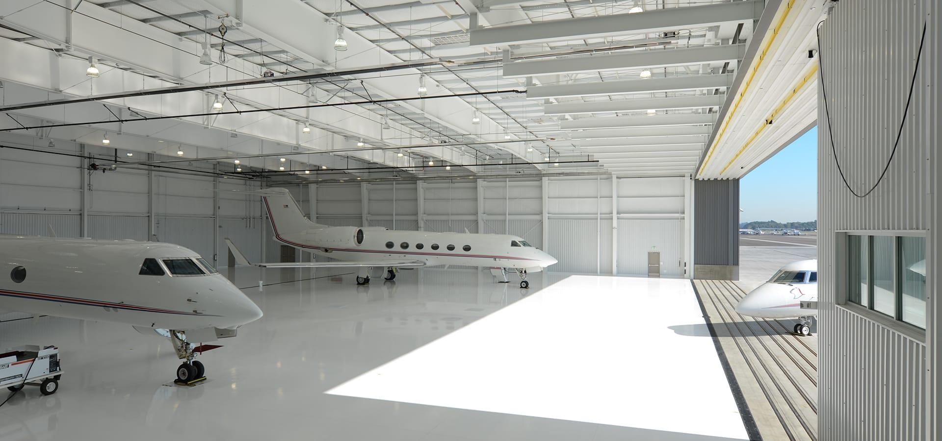 hangar client programs