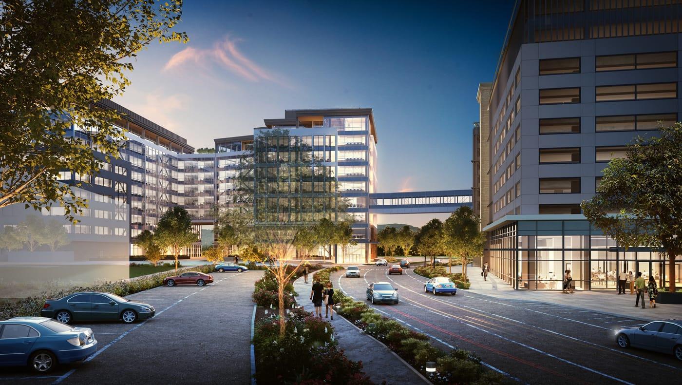 Costco Wholesale Headquarters Expansion