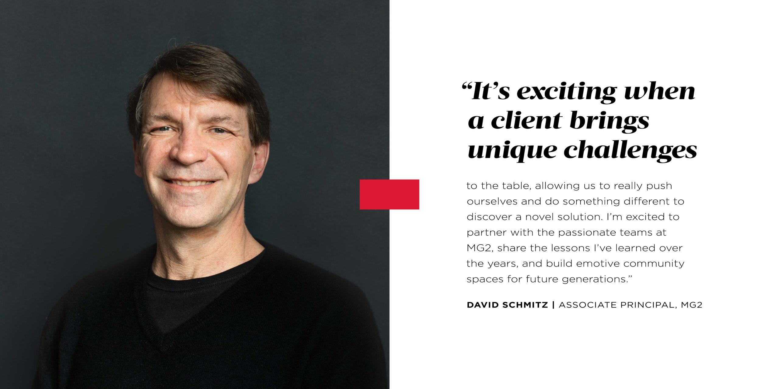 Headshot for David Schmitz